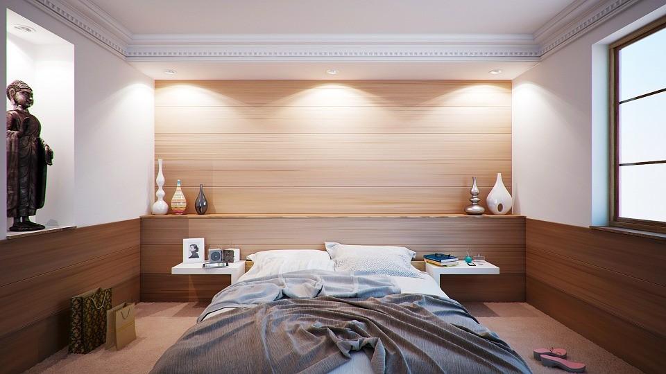 uređenje spavaće sobe
