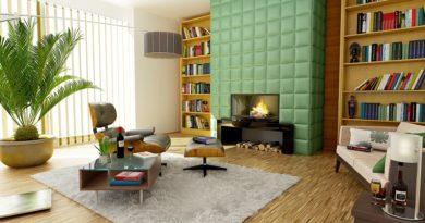 Zelena boja u uređenju interijera