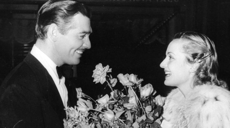 CLARK GABLE CAROLE LOMBARD, Hollywood, slavni parovi, holivudske zvijezde,