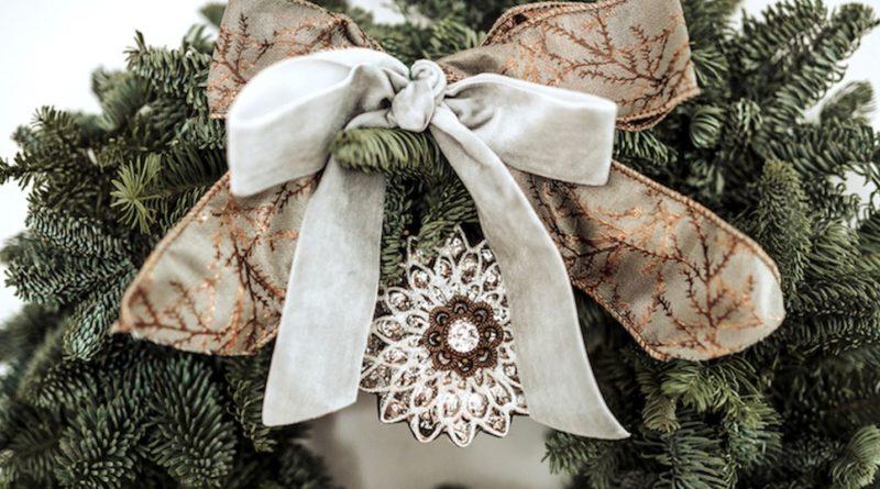 advent, božićni vijenac, adventski vijenac, božićni adventski vjenčić