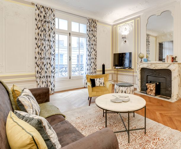 Parisian vintage, Sweet Inn Apartments, Boetie