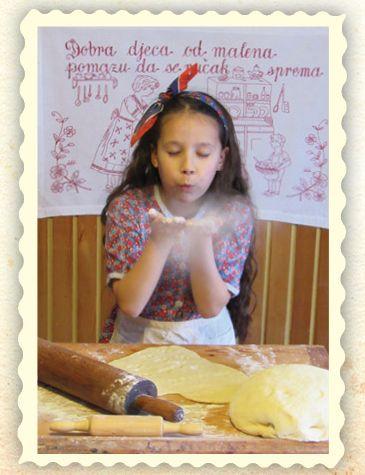 Blažica Sveticki, Plodovi gorja, običaji i jela goranskog kraja,
