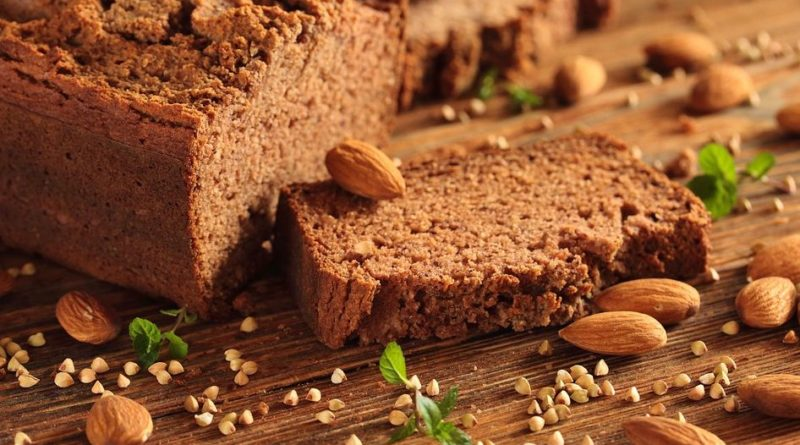 bezglutenski kruh, kruh bez glutena, recept bez glutena, hrana bez glutena,