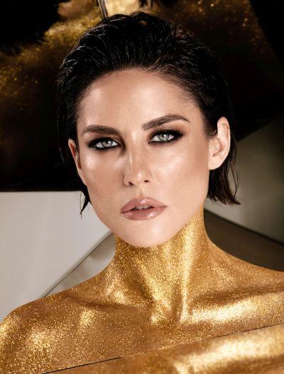 šminka za novogodišnju većčer, make up doček nove godine, frizure za doček,
