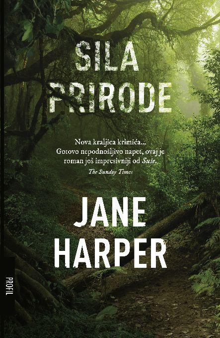 Sila prirode Jane Harper