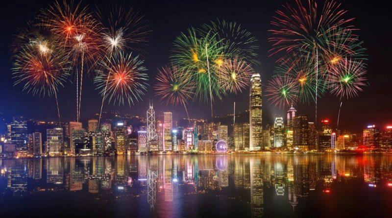 Victoria Harbour_Hong Kong