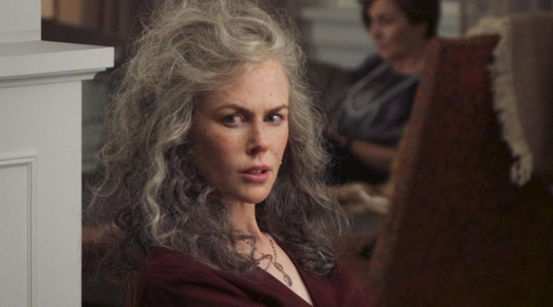 Nicole Kidman, Povrh jezera, kriminalistička serija, Top of the lake