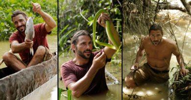 Preživljavanje u divljini s Hazenom Audelom