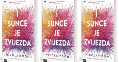 """""""I Sunce je zvijezda"""" Nicole Yoon: Uzbudljiv roman za mlade"""