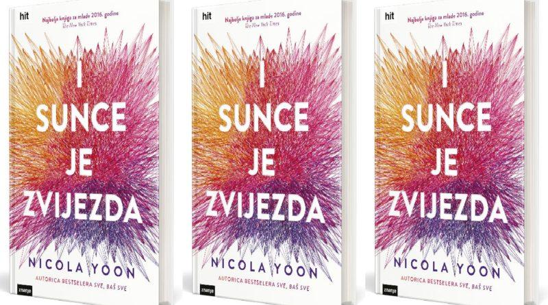 I Sunce je zvijezda, Nicole Yoon,
