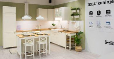 Nakon dostavnog centra u Dubrovniku, IKEA otvorila i prvi Centar za planiranje kuhinja u Splitu