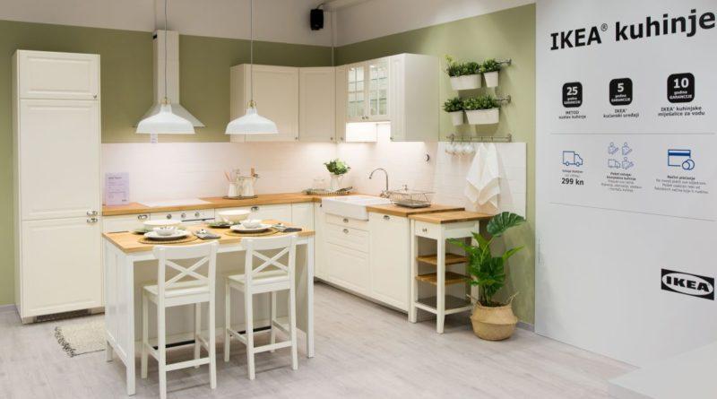 Ikea Split, Ikea dostavni centar Split, Ikea planiranje kuhinja