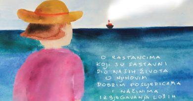 Kako se pripremiti za rastanke: Nova knjiga psihologinje Mirjane Krizmanić