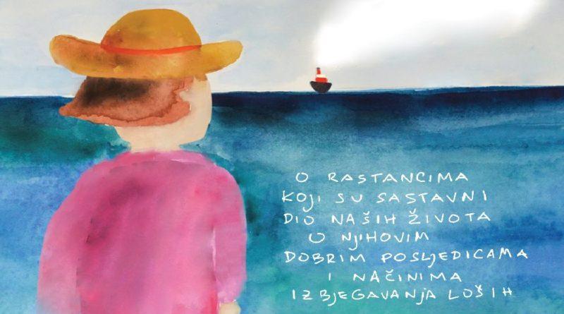 Mirjana Krizmanić, Knjiga rastanka