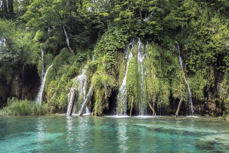 Plitvice, Plitvička jezera