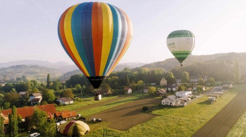 Croatia Hot Balloon rally