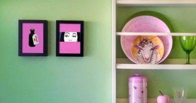 Peti element, Frida i PJ Harvey kao Alisa na zidu čuda