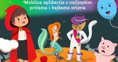 Hrvatski glumac osmislio mobilnu aplikaciju za djecu