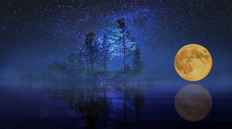 PUN MJESEC U BIKU Utjecaj punog Mjeseca po znakovima
