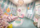 San svih sladokusaca: Odmor u kući koja se može grickati
